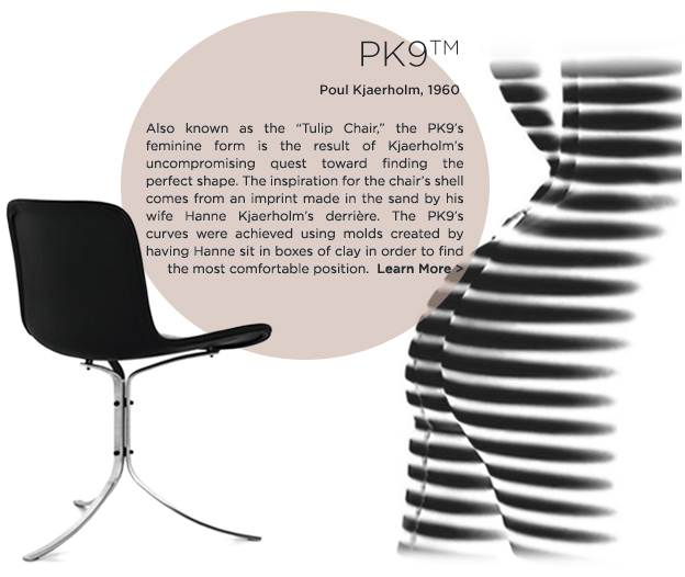 PK9, Tulip chair, pour kjaerholm, fritz hansen, hanne kjaeholm, iconic danish design, iconic dining chairs, iconic chairs, danish modern chairs, danish modern dining chairs, upholstered dining chairs, danish designer furniture, suite ny, suite new york, suiteny.com