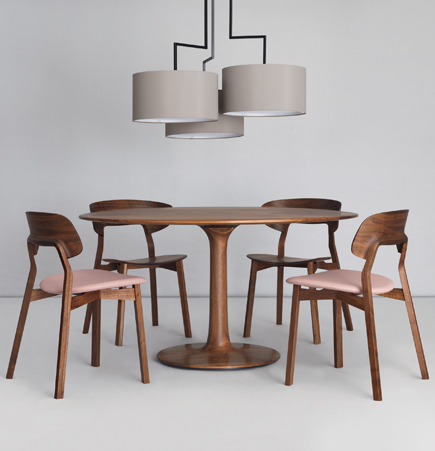 Nonoto Chair, Zeitraum, laufer keichel, modern, wood, ecofriendly, dining chair
