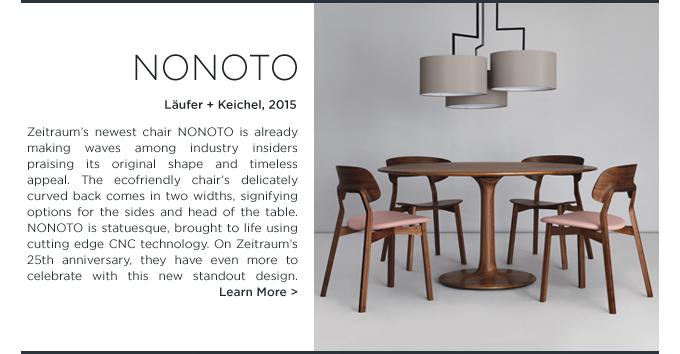 Nonoto Chair, Zeitraum, laufer keichel, modern, wood, ecofriendly, dining chair