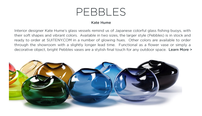 Pebbles, Kate Hume, kate hume pebbles, kate hume glass, color, when objects work, colorful glass objects, modern home accessories, when objects work, when objects work pebbles, when objects work glass