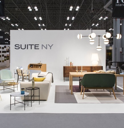 ICFF 2015, Suite NY, Suiteny, Suite new york, booth, modern design, GUBI, Mark Albrecht, Woodnotes, Skultuna,