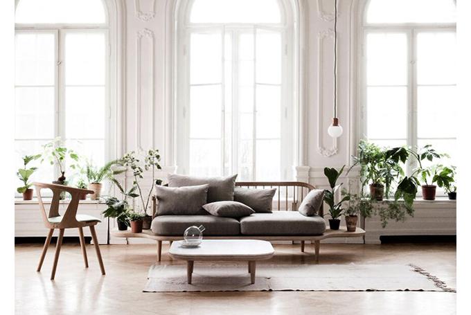 andtradition fly sofa series armchair danish space copenhagen design