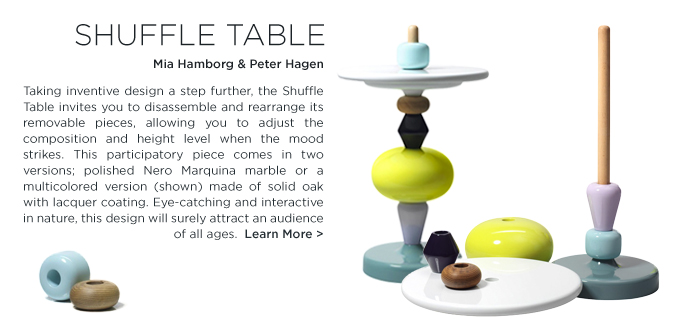 shuffle table, mia hamborg, peter hagen, andtradition, nero marquina marble, solid oak, lacquered, denmark