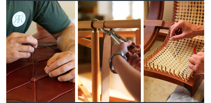 Rud Rasmussen, factory craftsmanship, danish design