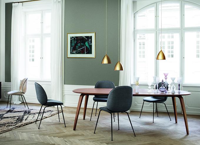 gubi, gamfratesi, enrico fratesi, stine gam, gamfratesi gubi partnership, danish italian design, beetle lounge chair, beetle chair