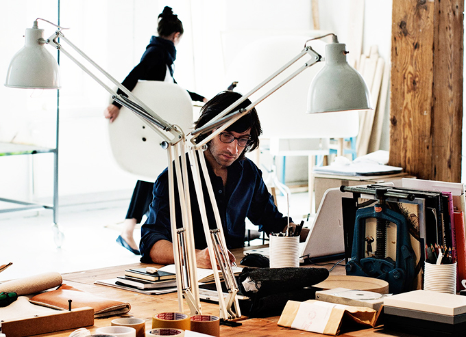 gamfratesi jacob gubi interview enrico fratesi stine gam danish italian design creative collaboration partnership studio