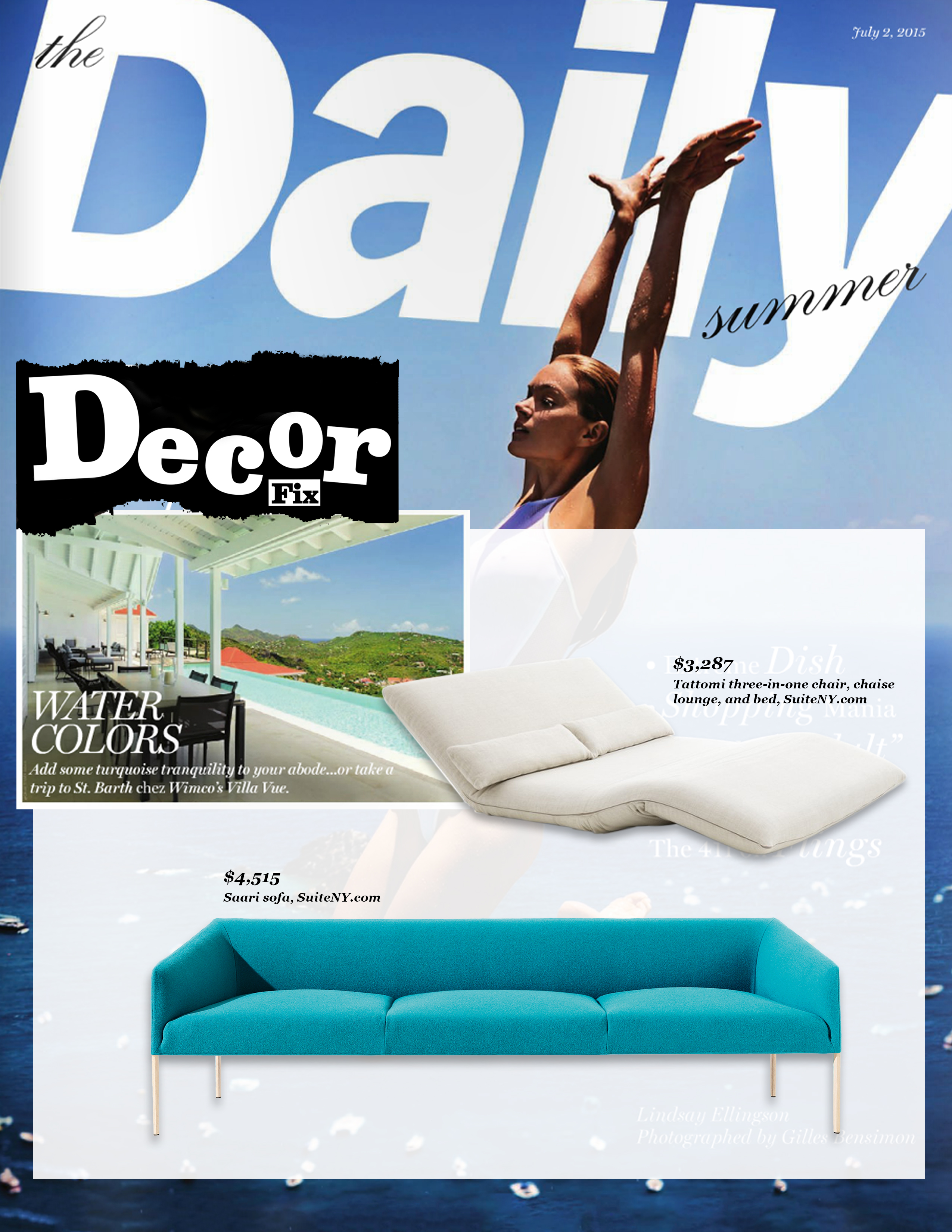 tattomi, three in one, bed, chaise, lounge, seat, de padova, jan armgardt, ingo maurer, designer italian furniture, upholstered lounge furniture, contemporary design, saari sofa collection, saari sofa, lievore altherr molina, lievore, altherr, molina, arper, arper usa, contract sofas, contract furniture, colorful lounge seats, daily front row, daily summer magazine, suite ny, suiteny, suite new york