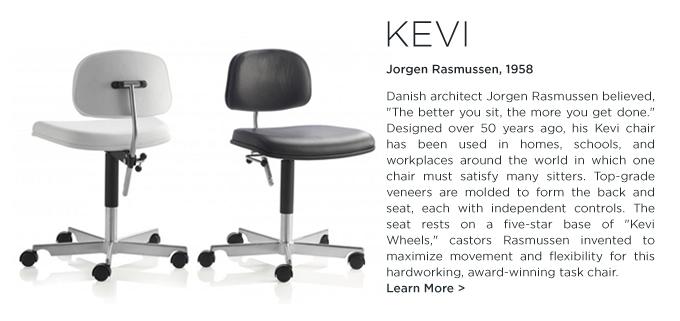 Kevi chair, Jorgen Rasmussen, office furniture, Engelbrechts