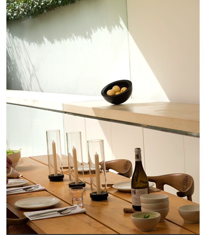 Charming John Pawson Dining Accessories When Objects Work Modern Dinnerware Candle  Holders Outdoor Dining Blog ...