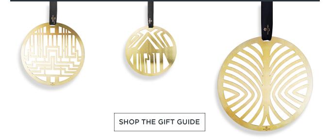 Skultuna christmas mobiles objecthood art deco holiday ornaments brass blog 2