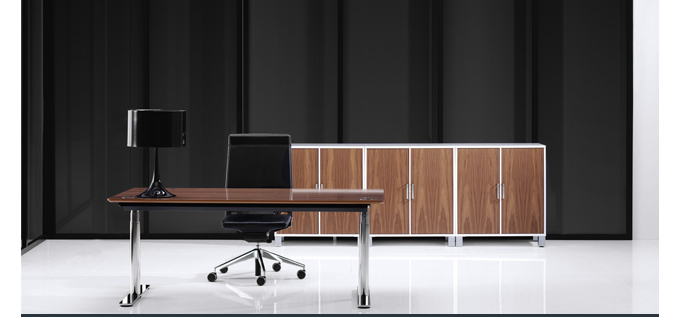 Holmris Commercial Office Furniture Q20 Desk Suite NY