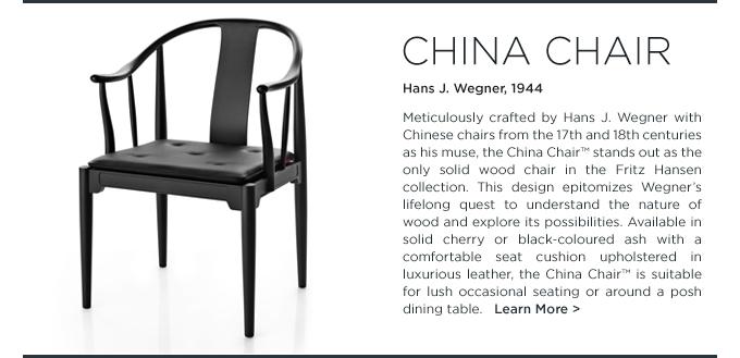 china chair fritz hansen hans j wegner back colored ash suite ny rail backs