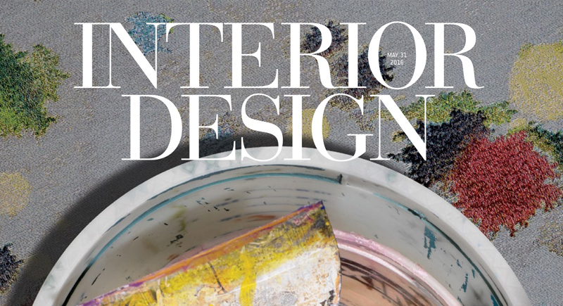 Interior Design Mag Spring Market Guide suite ny new york