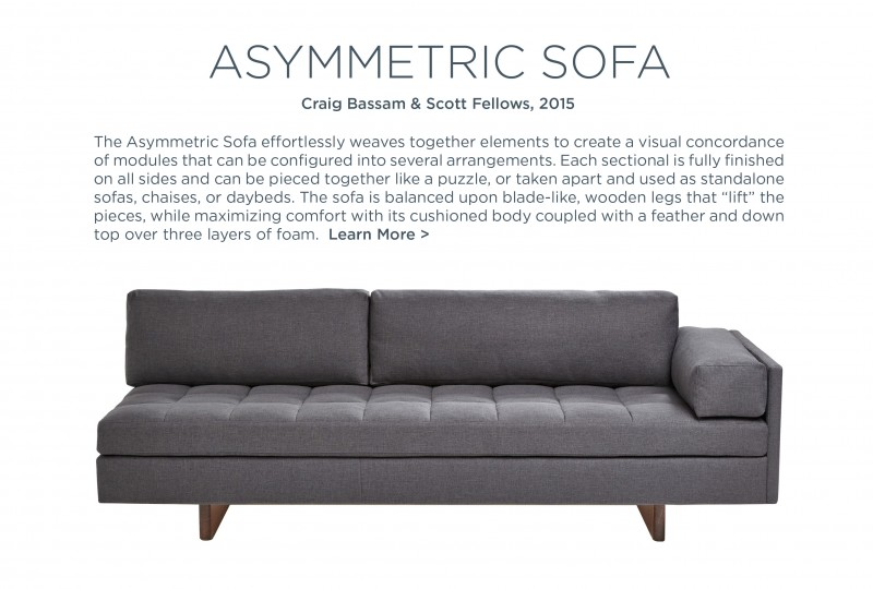 asymmetric sofa scott fellows craig bassam bassamfellows suite ny