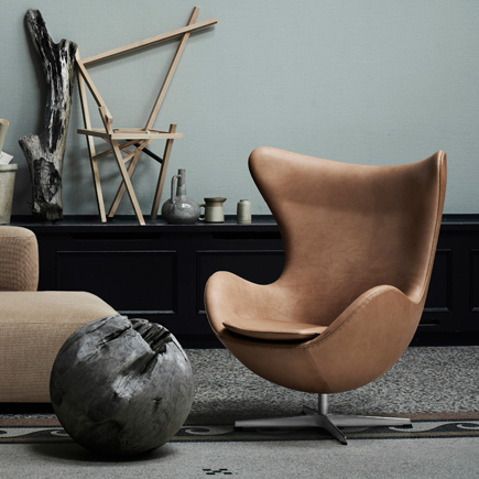 egg chair arne jacobsen suite ny fritz hansen