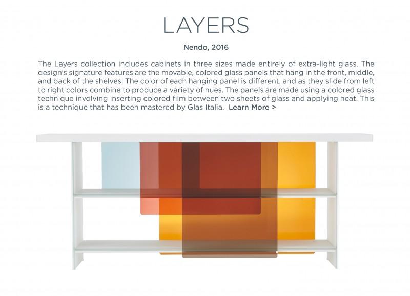 layers nendo glas italia suite ny