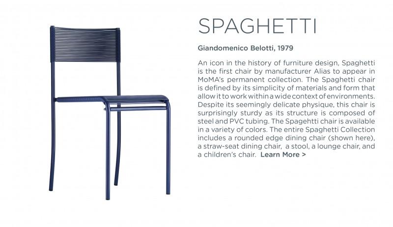 spagehetti chair alias giandomenico belotti suite ny