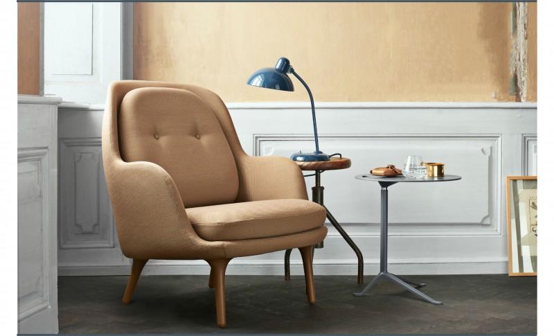 monochrome fri chair jaime hayon suite ny fritz hansen