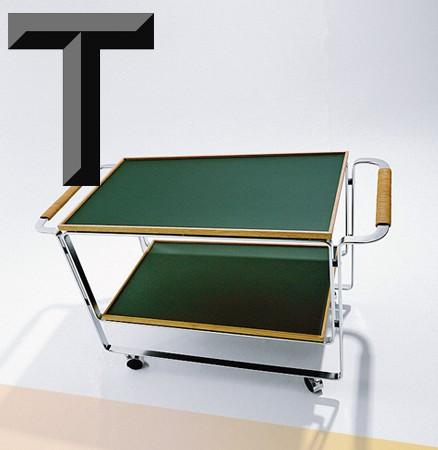 New York Times T Magazine HB Bar Cart Horst Bruning modern barcart