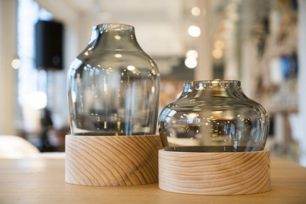 SUITE NY showroom fritz Hansen accessories vases jaime Hayon high low