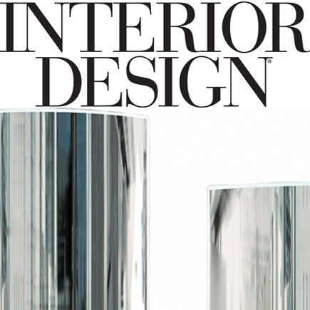INSIDE PAGE INTERIOR DESIGN FALL MAKRET GUIDE GLAS ITALIA PRISM PARTITION