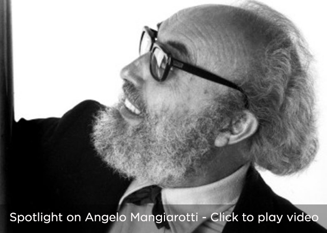 Angelo Mangiarotti at SUITE NY